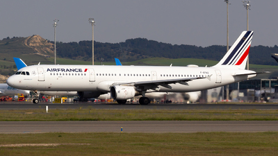 A picture of FGTAZ - Airbus A321212 - Air France - © Alejandro Gutierrez Martin