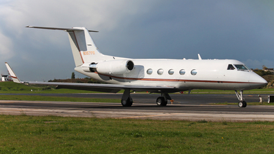 N357PR - Gulfstream G-III - Private