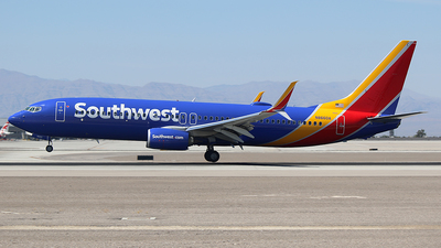 N8660A - Boeing 737-8H4 - Southwest Airlines