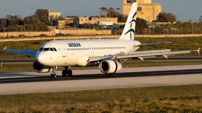 SX-DGV - Airbus A320-232 - Aegean Airlines