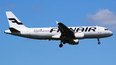 OH-LXK - Airbus A320-214 - Finnair