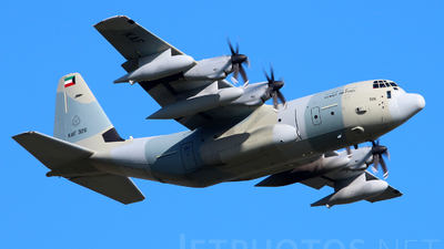 KAF326 - Lockheed Martin KC-130J Hercules - Kuwait - Air Force