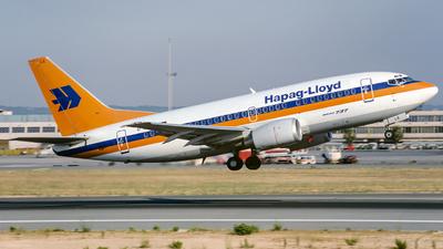 D-AHLE - Boeing 737-5K5 - Hapag-Lloyd
