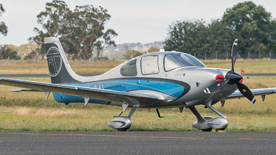 A picture of VHOAL - Cirrus SR22T - [0951] - © Jayden Laing