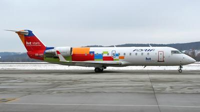 S5-AAI - Bombardier CRJ-200LR - Adria Airways