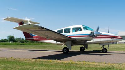 N6638H - Beechcraft 76 Duchess - Private