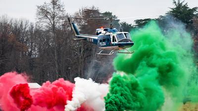 MM81649 - Agusta-Bell AB-212AM - Italy - Polizia di Stato