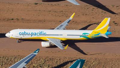 RP-C4115 - Airbus A321-211 - Cebu Pacific Air