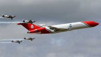 G-OSRA - Boeing 727-2S2F(Adv)  - T2 Aviation