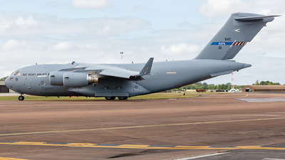 01 - Boeing C-17A Globemaster III - NATO - Strategic Airlift Capability