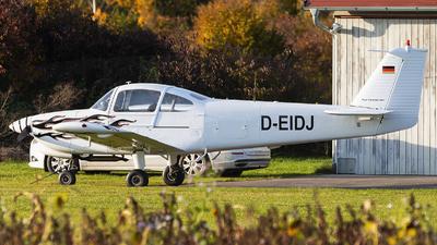 D-EIDJ - Fuji FA-200-160 Aero Subaru - Private