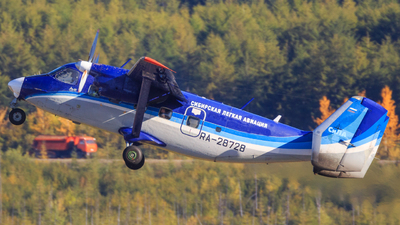 RA-28728 - Antonov An-28 - Siberian Light Aviation (SiLA)