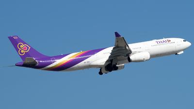 HS-TEN - Airbus A330-343 - Thai Airways International