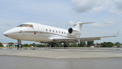 N396KM - Bombardier CL-600-2A12 Challenger 601 - Private