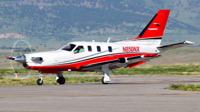 N850NX - Socata TBM-850 - Private