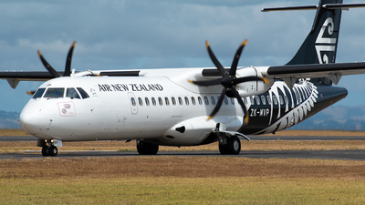 ZK-MVP - ATR 72-212A(600) - Air New Zealand