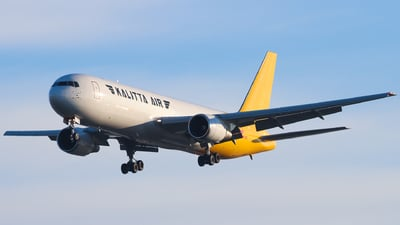 A picture of N765CK - Boeing 7673P6(ER)(BDSF) - DHL - © Luft Spotter