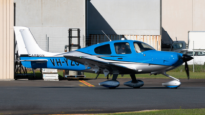 VH-YZC - Cirrus SR22T-GTS G6 Carbon - Private
