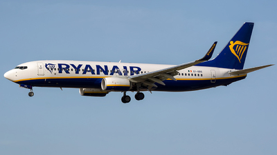 EI-GDS - Boeing 737-8AS - Ryanair
