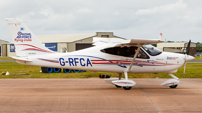 G-RFCA - Tecnam P2008JC - The Waddington Flying Club