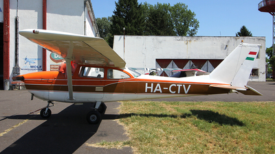HA-CTV - Cessna 172H Skyhawk - Private