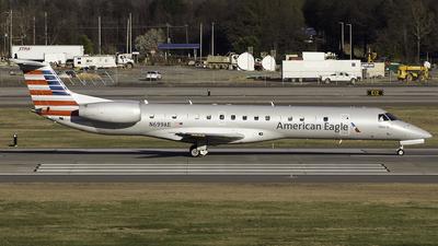 N699AE - Embraer ERJ-145LR - American Eagle (Piedmont Airlines)