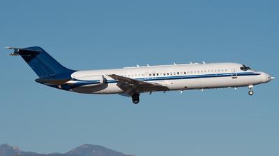 N879AD - McDonnell Douglas NC-9D - Raytheon Aircraft