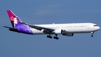 N588HA - Boeing 767-3CB(ER) - Hawaiian Airlines