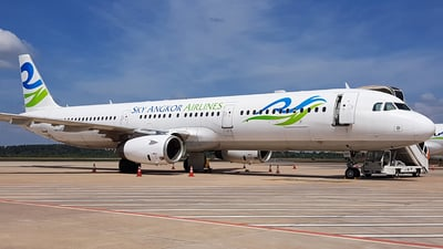 XU-707 - Airbus A321-231 - Sky Angkor Airlines