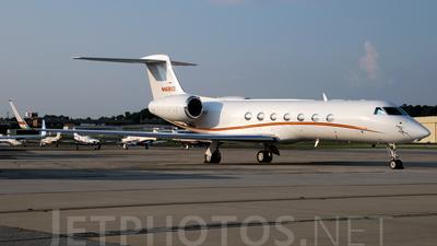 N469SD - Gulfstream G550 - Private