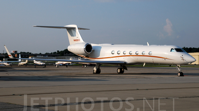 A picture of N469SD - Gulfstream G550 - [5206] - © Agustin Anaya