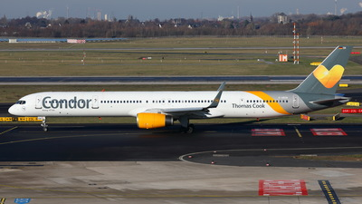 D-ABOK - Boeing 757-330 - Condor