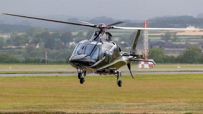 G-FDHS - Agusta A109S Grand - Private