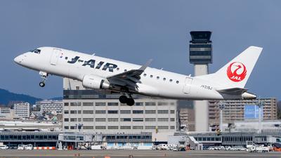 A picture of JA215J - Embraer E170STD - Noble Air Charter - © JG-Ziro