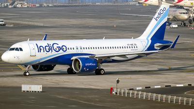 A picture of VTIVE - Airbus A320271N - IndiGo - © Sanskar nawani