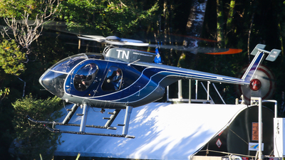ZK-HTN - Hughes 369E - Milford Helicopters