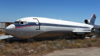 N518DA - Boeing 727-232(Adv) - Delta Air Lines