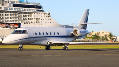 N703MS - Gulfstream G200 - Private