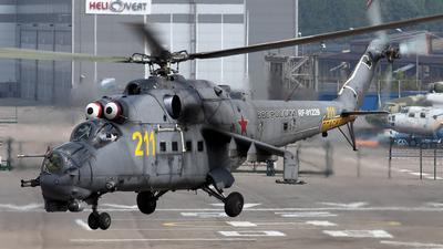 RF-91226 - Mil Mi-24P Hind F - Russia - Air Force