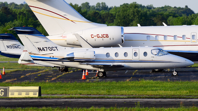 N470CT - Raytheon Hawker 400XP - Private