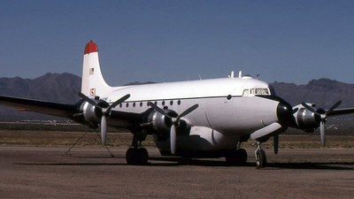 N460WA - Douglas DC-4 - ARDCO