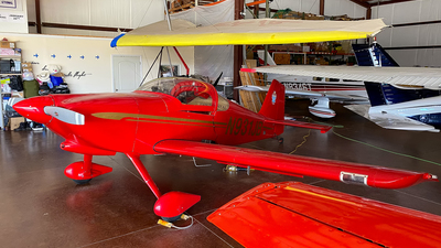 N931JB - Vans RV-6 - Private