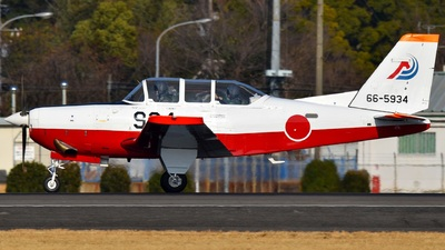 66-5934 - Fuji T-7 - Japan - Air Self Defence Force (JASDF)