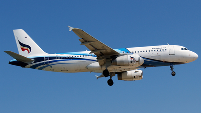 HS-PPO - Airbus A320-232 - Bangkok Airways