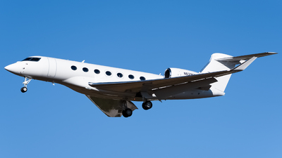 A picture of N639GD - Gulfstream GVIIG600 -  - © Ksavspotter