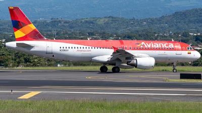 N398AV - Airbus A320-214 - Avianca