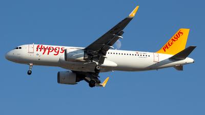 A picture of TCNBJ - Airbus A320251N - Pegasus Airlines - © MBekir CKMK