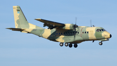 OG1-Z10 - CASA CN-235M-100 - Botswana - Defence Force