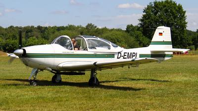 D-EMPI - Piaggio P-149D - Private