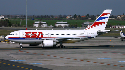 OK-WAA - Airbus A310-304 - CSA Czech Airlines